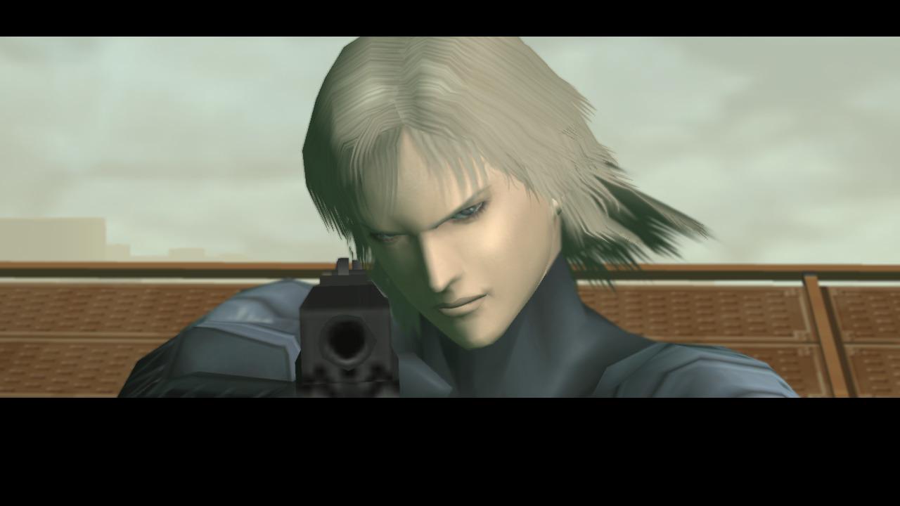Raiden Mgs2 Hd [TEST]Metal Gear Solid...